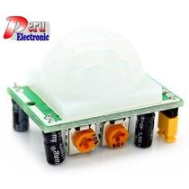 Sensor De Movimiento Infrarojo Pir Hc-sr501 - Arduino Pic