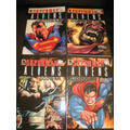 Comic Dc Superman Vs Aliens 4 Numeros Completos