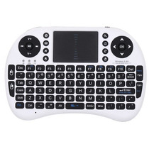 Teclado Mouse Touchpad Mini Portatil 2.4 Ghz Inalambrico Rec