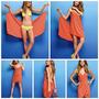 Vestido Pareo / Playero/ Sobre Bikini - Verano 2014