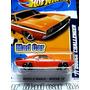 Mc Mad Car 71 Dodge Challenger Hot Wheels Auto 1:64 2012