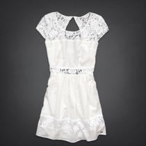 Vestido Hollister By Abercrombie Talla M No Victoria