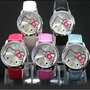 Reloj Pulsera Hello Kitty Original Y Exclusivo