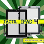 Tactil Para Ipad 4 - Incluye Boton Home