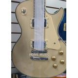 Guitarra Electrica Lespaul Natural String Les Paul D-carlo