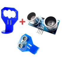 Sensor De Ultrasonido Hc-sr04 + Soporte - Arduino/pic