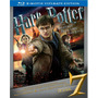 Blu Ray Harry Potter 7: Ultimate Edition - Stock - Nuevo