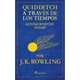 Libro Quidditch A Través De Los Tiempos En Español Harry
