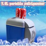 Calentador Y Refrigerador Portatil Para Autos 7,5 Litros