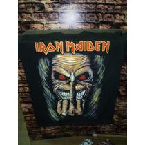 Iron Maiden (excelente Polo Eddie Finger)