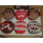 Cupcakes Y Muffins Personalizados Con Dedicatoria