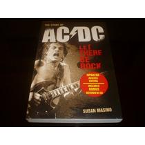 The Story Of Ac/dc Let There Be Rock Con Cd Audio 259 Pags