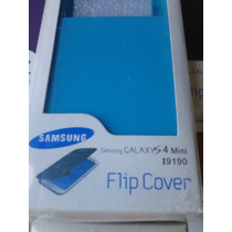 Flip Cover Para Samsung Galaxy S4 Mini I9190