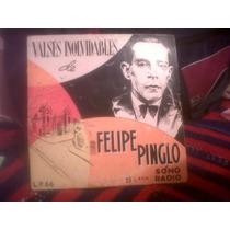 Yh Lp Vinilo Valses Inolvidables Felipe Pinglo Cambio