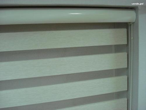 Cortinas rollers modernos para sala dormitorios y - Cortinas para oficina ...