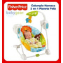 Silla Y Columpio Fisher Price Bebe Precious Planet Little