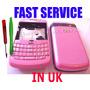 Pedido Carcasa Blackberry Bold 9780 Rosado-multicolor