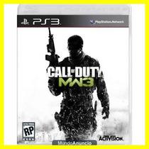 Call Of Duty: Modern Warfare 3 Juegos Originales Para Ps3