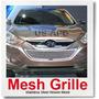 Hyundai Tucson 2010 - 2013 Grill Delant. Cromado Customizado