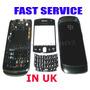 Pedido Carcasa Completa Blackberry 9360 Negro Original