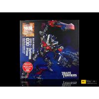 Trans Formers Optimus Prime Sci-fi Revoltech Series 030