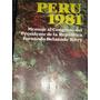 Mensaje Del Presidente Fernando Belaunde Terry Año 1981
