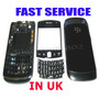 Pedido : Carcasa Completa Blackberry Original 9360 Negro