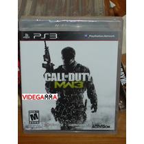Call Of Duty: Modern Warfare 3 (playstation 3) Sellado S/.99