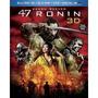 47 Ronin : La Leyenda Del Samurai - Bluray 3d + Bluray + Dvd