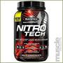 Nitro Tech Performance Series 2 Lbs 30g Proteina 3g Creatina