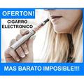 Oferton!!! Cigarro Electronico Super Precio Rebajado