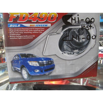 Neblinero Ford Ranger 2011 - On Kit Completo