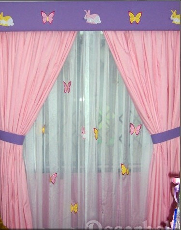 cortinas para cuartos de nias con de princesas