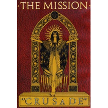 Dvd Original The Mission Crusade Live At Rock City 1986 Wake