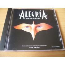 Cd Cirque Du Soleil Alegria Como Nuevo Luthiers (top Music)