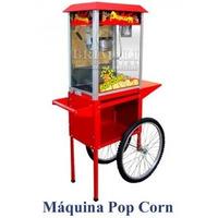 Maquinas Hacer Cancha Pop Corn Venta Nueva