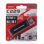 Usb Multi Lector Celulares Sim +3g Movistar/claro Backup