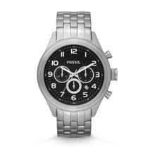 Reloj Fossil Bq1026 Cronografo, 100% Original, Traido De Usa