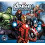 Calendario Original Avengers 2014
