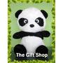 Peluche Oso Panda Amor Enamorado Importado Antialergico 70cm