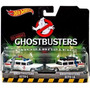 Mad Car Hot Wheels Retro Ecto 1 Ghostbusters Cazafantasmas