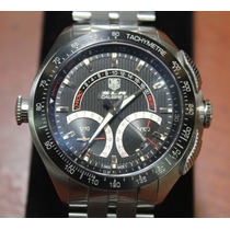 Tag Heuer Slr Mercedes Calibre S Cag7010 Laptimer Retrograde
