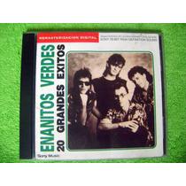 Cd Los Enanitos Verdes 20 Grandes Exitos Rock Argentino 80