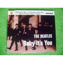 Cd Single The Beatles Baby It