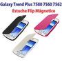 Estuche Cover Mágnetico Galaxy Trend Duos S7562 S7580