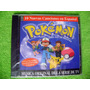 Cd Pokemon En Español Para Ser Un Maestro+video Interactivo