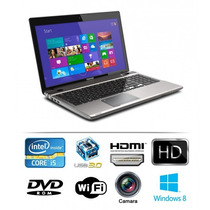 Toshiba Satellite P855 Core I5 3230m 2,60ghz 4gb 500hdd Win8