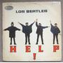 The Beatles Portada (caratula) De Lp De Disco Help