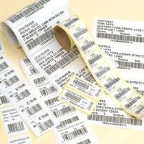 Etiquetas Adhesivas, Códigos De Barras Y Más