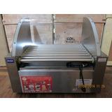 Maquina De Hot Dog /salchicha Spilman Importaciones Leon G.l
